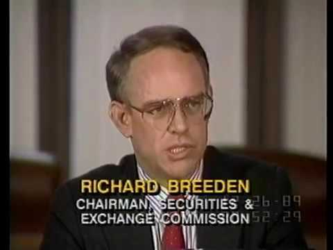 What Does the Securities and Exchange Commission Do? Rules, Regulations (1989)