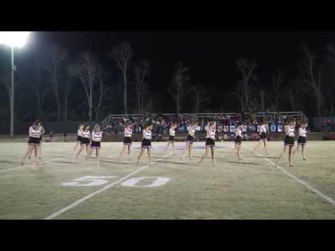 Christ Presbyterian Academy Dance Team 2014 - Westmoreland
