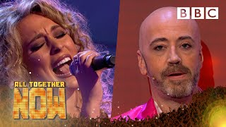 Jodie WOWS 100 judges (not Paulus ) with Whitney Houston classic - All Together Now