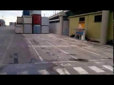 Road Trip - In the terminal: Trieste