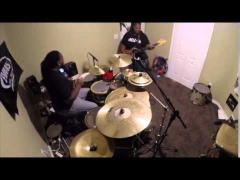 Wale ft. Usher - Matrimony (drum and bass cover)