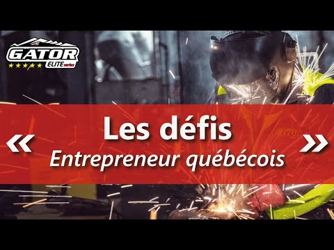 Les défis d'être fabricant québécois