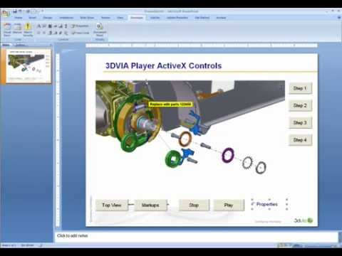 SolidWorks Composer Tip: SolidWorks Composer ActiveX