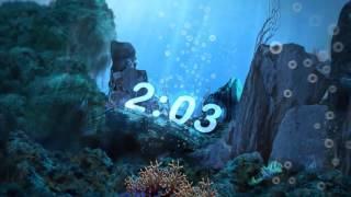 5 Minute Countdown - Underwater