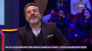عيش الليلة - إيهاب فهمي: أول قصة حب في حياتي كانت الفنانة