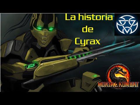 La historia de Cyrax MK│Loquendo