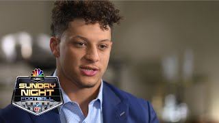 Patrick Mahomes on Chiefs