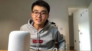 苹果最新蓝牙智能音箱Homepod,中文开箱评测