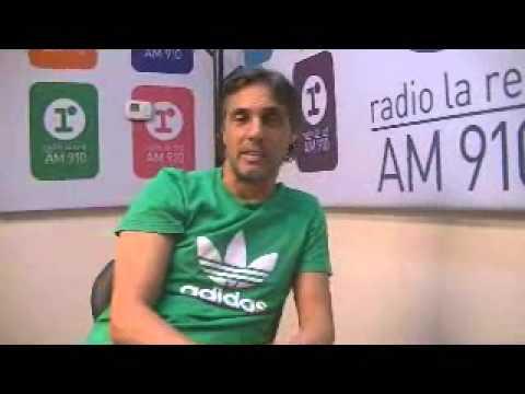 Gustavo López y el regreso de SDF