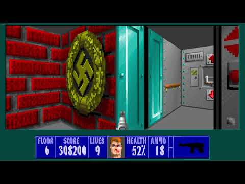 Wolfenstein 3D Episode 1 2:47 |