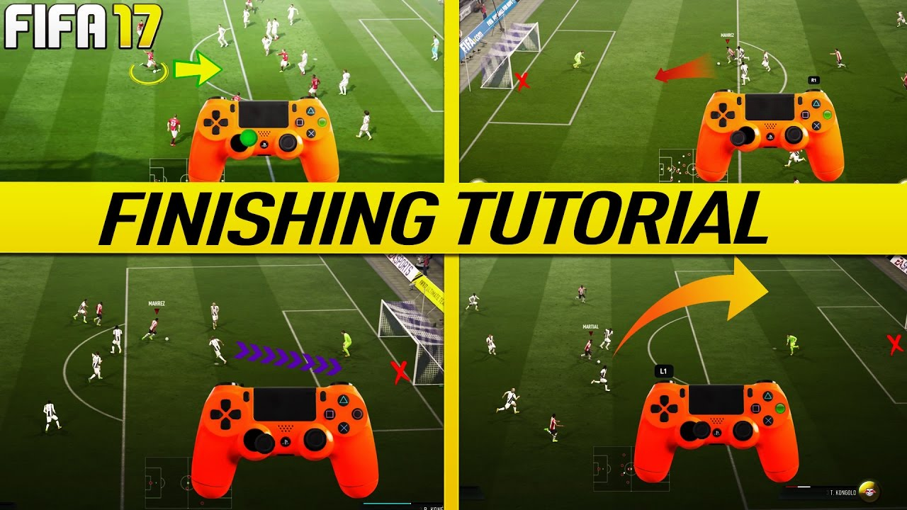 Fifa 17 Finishing Tutorial Secret Shooting Tips Tricks How To
