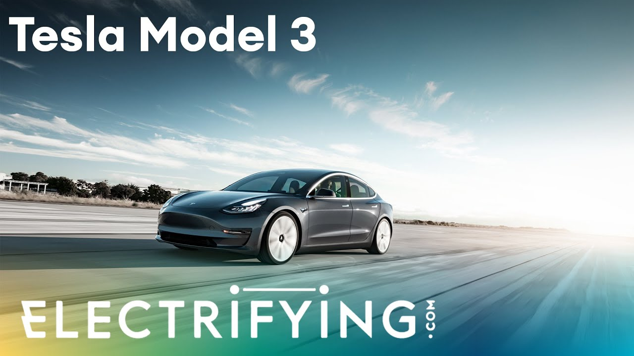 2020 Tesla Model 3: In-depth studio review with Ginny Buckley and Tom Ford / Electrifying