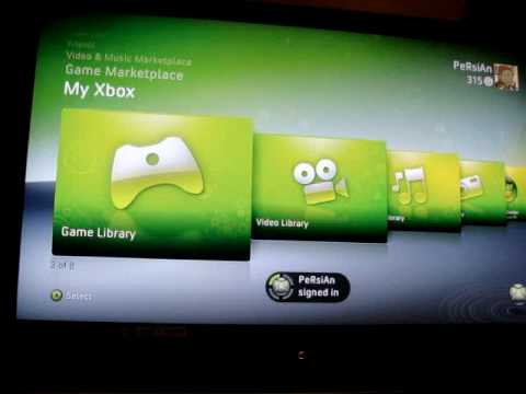 JTAG xbox 360 freeBOOT v.032 - YouTube