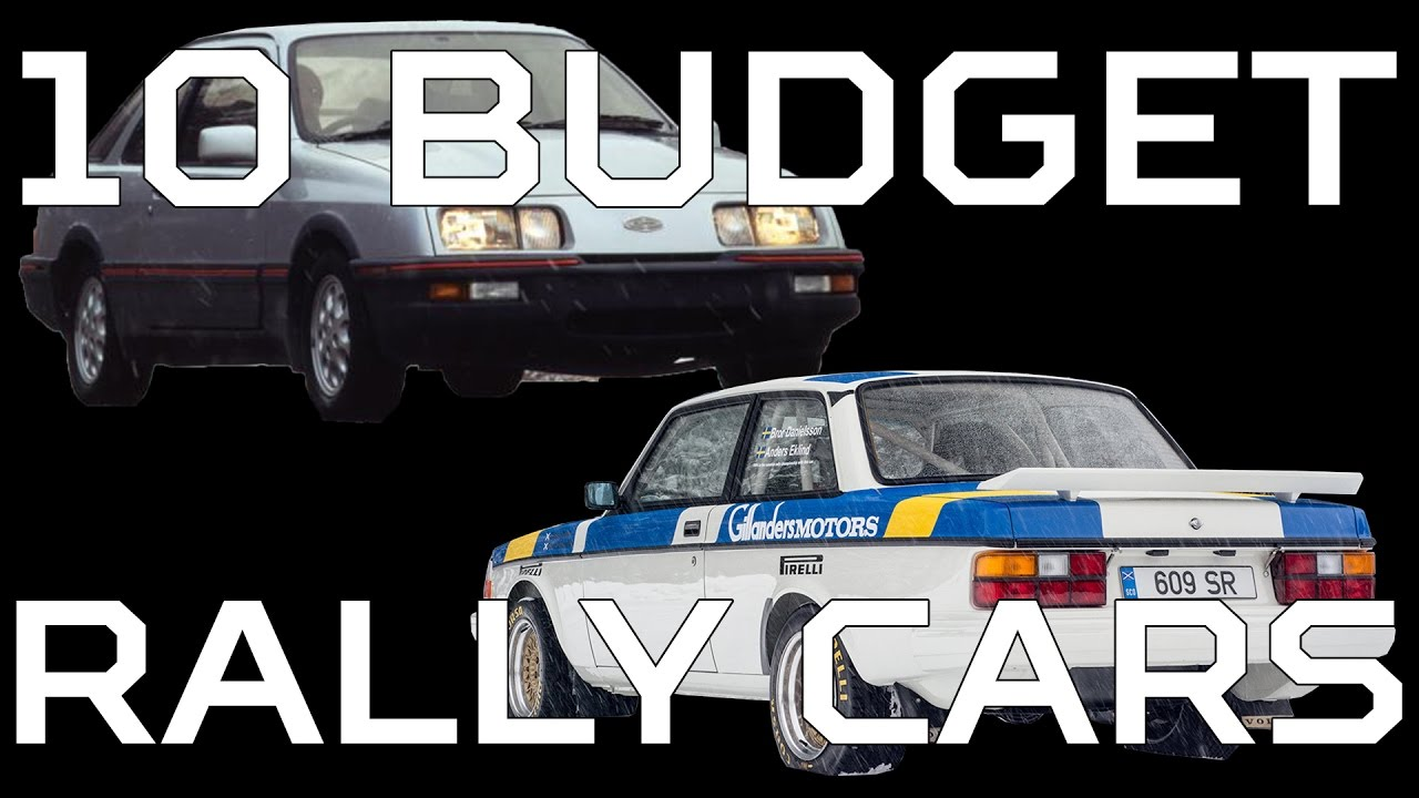 10 Budget Rally Cross Cars - YouTube