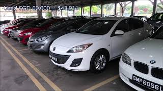 Used Cars in Singapore
