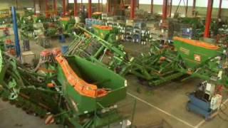 Made by Amazone - Herstellung von AMAZONE Landmaschinen