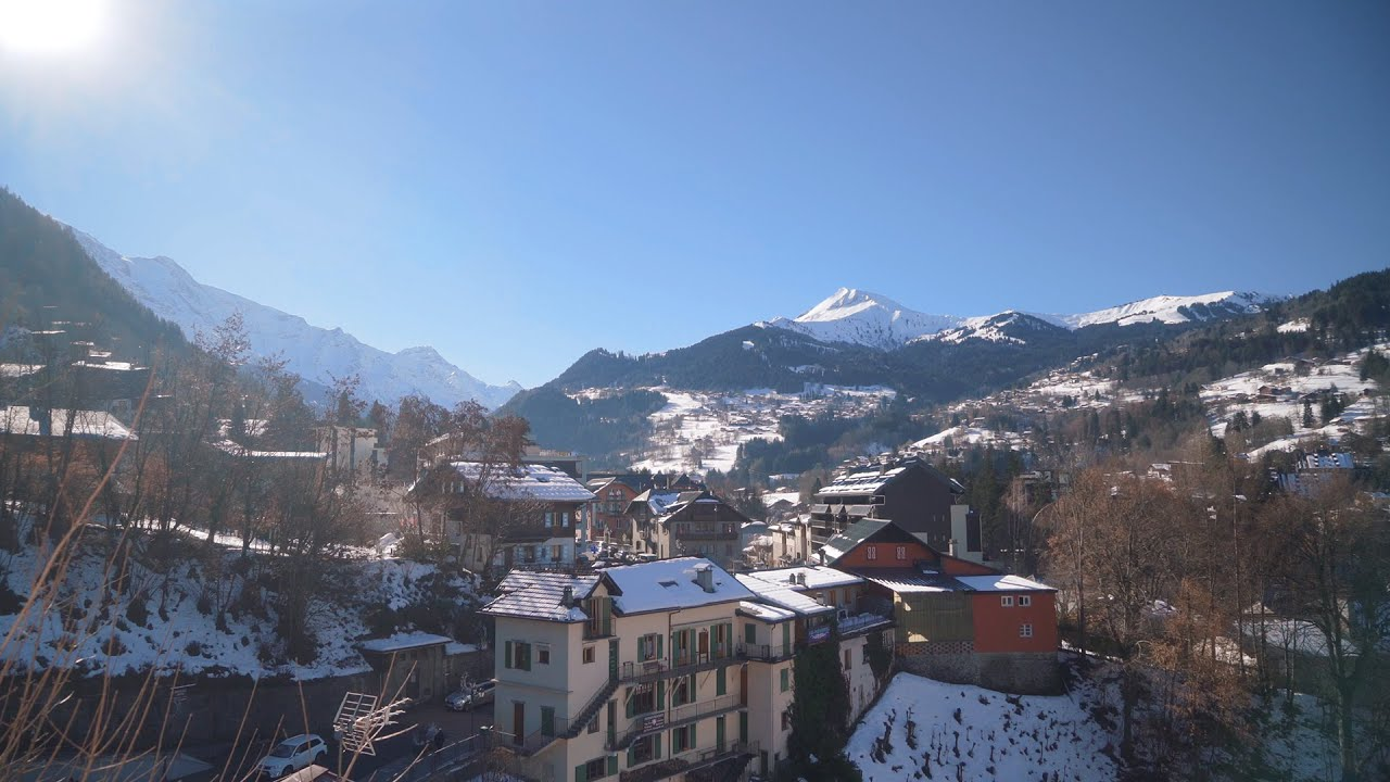 Mountain Village - Saint-Gervais