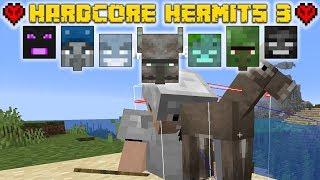Hardcore Hermits 3 - #7: Free Range Zombie Horse?