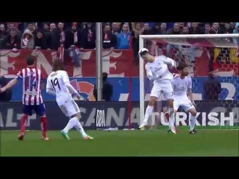 Top 20 goles Atlético de Madrid   La Liga   2012 - 2015