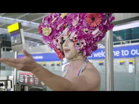 British Airways Surprise to Hong Kong