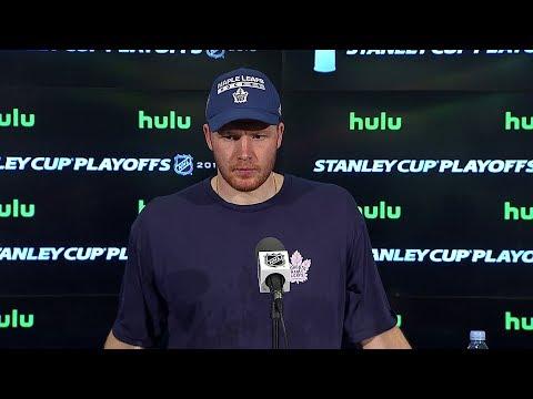 Maple Leafs Post-Game: Frederik Andersen - April 23, 2018