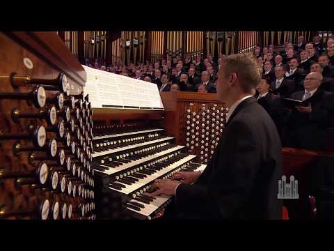 Put Your Shoulder to the Wheel, with Organ - Mormon Tabernacle Choir