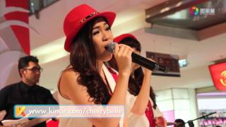 Cherrybelle - Christy ChiBi Will You Be My Love Live at Plaza Semanggi 2015