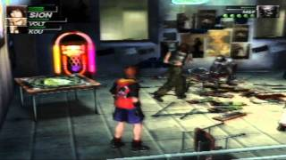 THE BOUNCER (PS2) opening intro gameplay