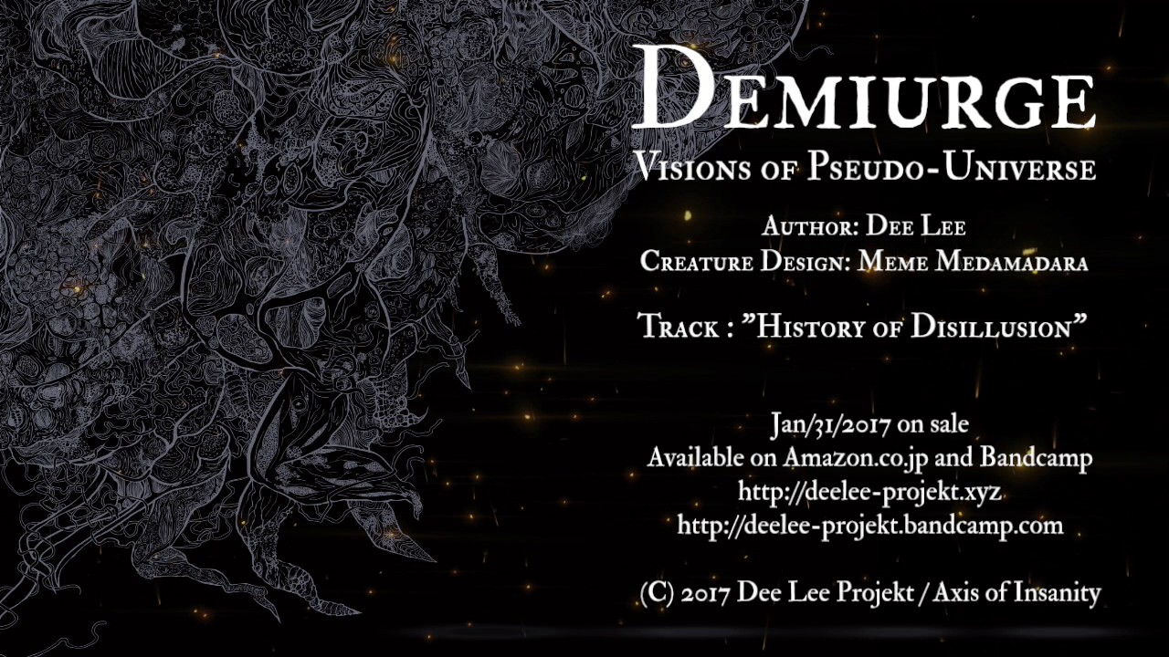 Dee Lee Projekt – Dark and Extreme Music Creator
