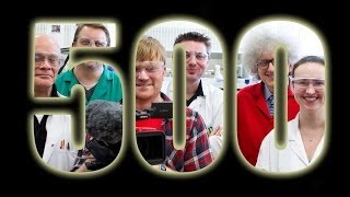 500th Video - Periodic Table Of Videos