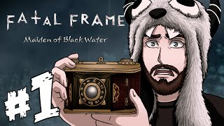 Fatal Frame: Maiden of Black Water #1,  Prologue & Ghost Hunting (Gameplay / Walkthrough)