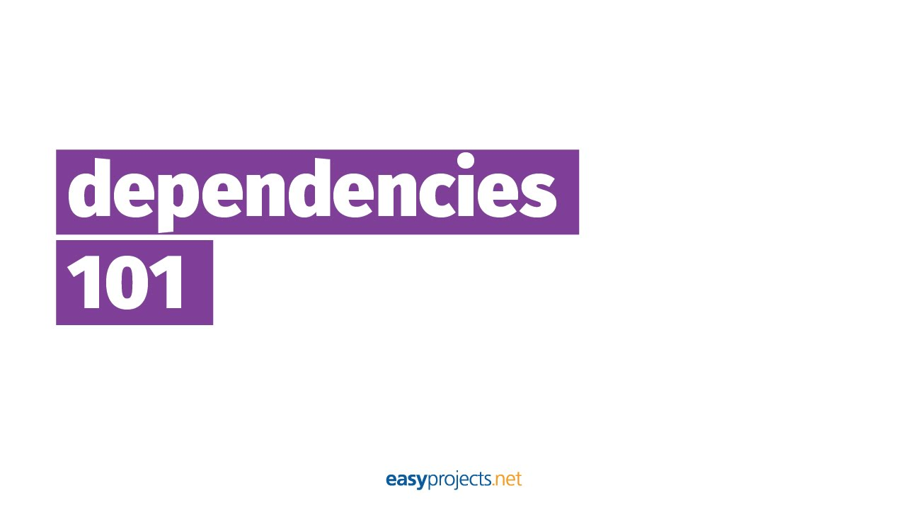 The Ultimate Guide to Project Dependencies and Constraints