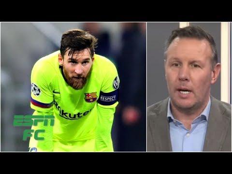 How was Barcelona kept scoreless vs. Lyon?   Champions League