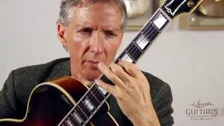 John Stowell plays My Ideal by Richard Whiting in a 1948 Gibson L-5