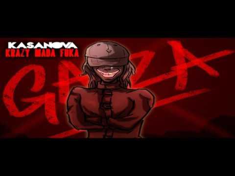 Kasanova - krazy Mada Fuka (Gully Side & Vendetta Diss) -October 2016