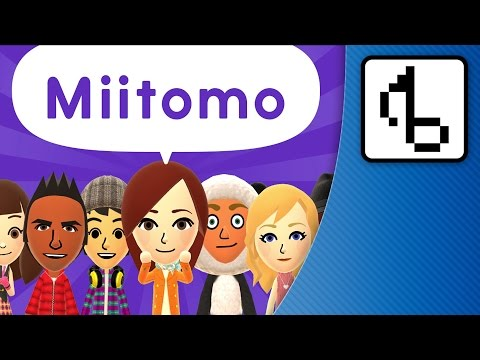 Miitomo WITH LYRICS - Brentalfloss