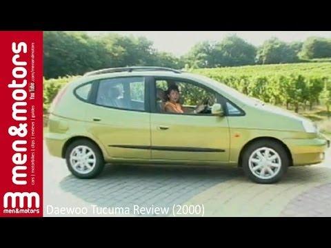 Daewoo Tucuma Review (2000)