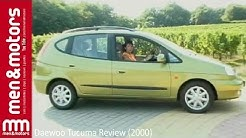 Daewoo Tucuma Review (2000)