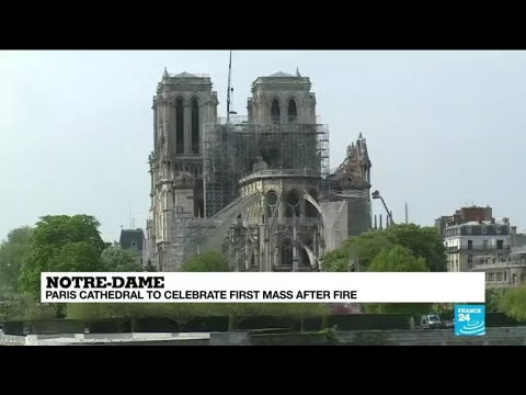 Small donors are rebuilding Notre-Dame as French billionaires delay