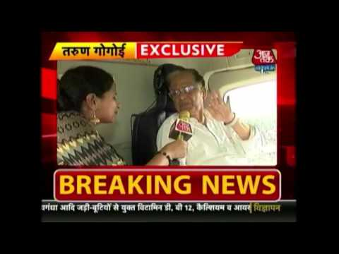 Exclusive: Three-time Assam CM Tarun Gogoi On Hopes Of Being Fourth-time Lucky