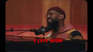 PJ Morton - The Piano Album - FULL PERFORMANCE