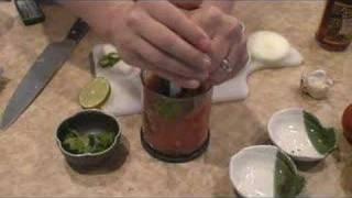 Recipe: Simple Fast Salsa