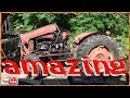 Massey Ferguson 35 Cranking for the First Time