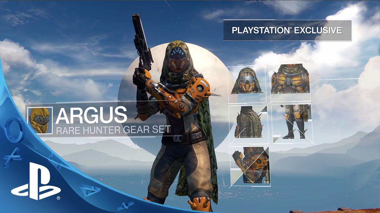 Destiny Playstation Exclusive Launch Content Ps4 Ps3