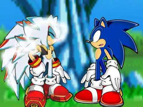 Super Sonic X Universe OVA 1 El reto maximo