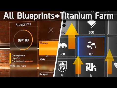 The Division 2: Titanium guide - How to get and farm