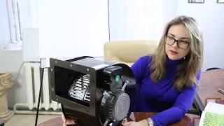 Вентилятор bahcivan oces 400w  обзор