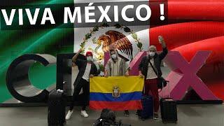 MÉXICO por PRIMERA VEZ 🇲🇽 #1