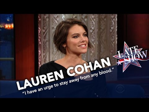 Lauren Cohan Can