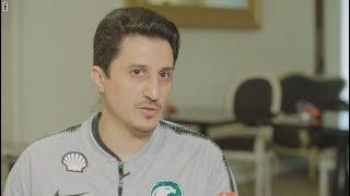 نواف التمياط: لا أقبل ألا يترشح محمد صلاح للكرة الذهبية